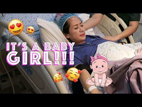 LABOR AND DELIVERY VLOG! | Rochelle Miko Rivera ♥