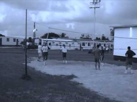 nauru camp VoLLeYbALL1.wmv