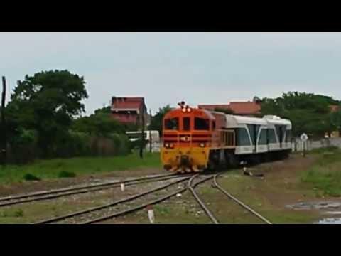 U10B LDE971 Tren de Yacuiba