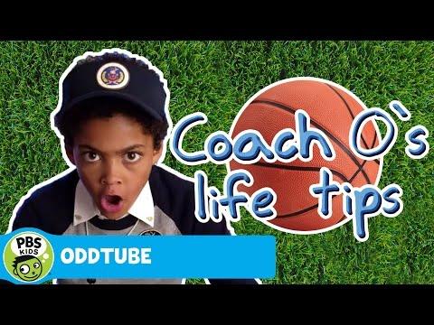 ODDTUBE | Coach O's Life Tips | PBS KIDS