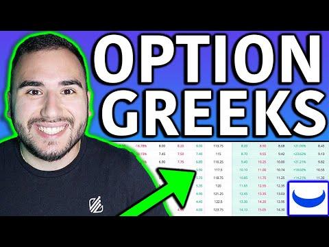 Option Greeks Explained for Beginners 2021 (WeBull Options Trading)