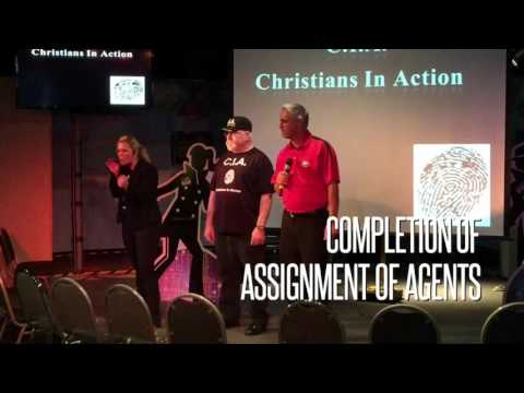 Vacation Bible School Overview - Christian In Action (C.I.A.) - June, 2015