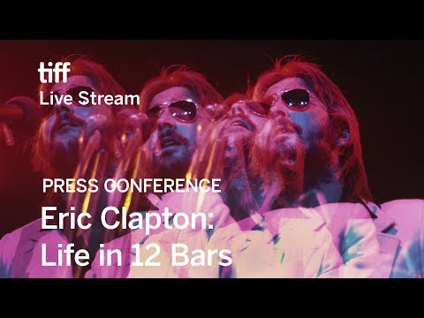 ERIC CLAPTON: LIFE IN 12 BARS Press Conference | Festival 2017