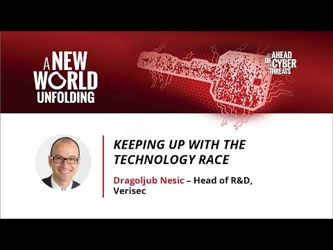 Dragoljub Nesic: Keeping up with the technology race - Stockholm 2016