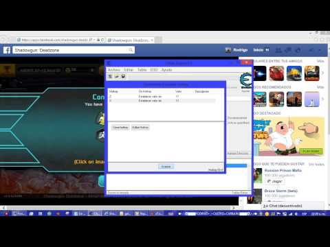 Hack De Traspasar Paredes 1.0 En Shadowgun Deadzone Facebook 2015