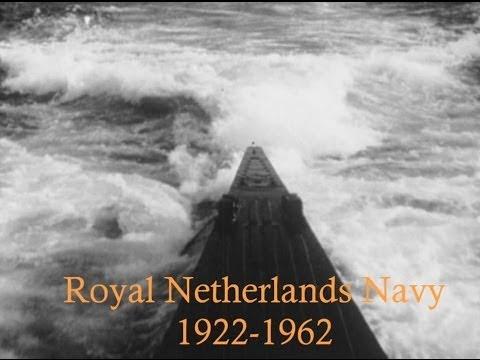 Royal Netherlands Navy 1922-1962