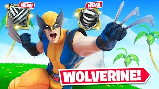 WOLVERINE in FORTNITE
