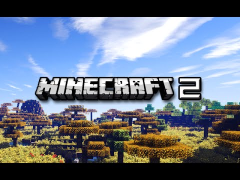 MINECRAFT 2 OFFICIALLY ANNOUNCED EXCLUSIVE GAMEPLAY