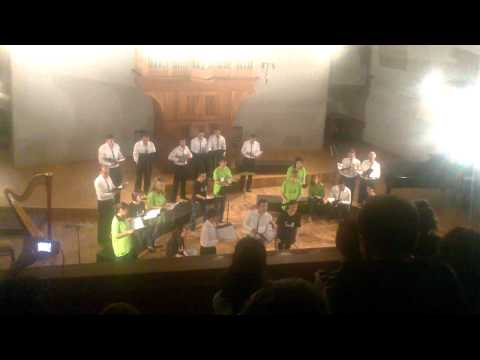 Hover Chamber Choir Armenia - Here Comes The Sun (The Beatles cover)