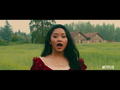 "REMIX: Lauv - ""I Like Me Better"" To All The Boys I've Loved Before Trailer"