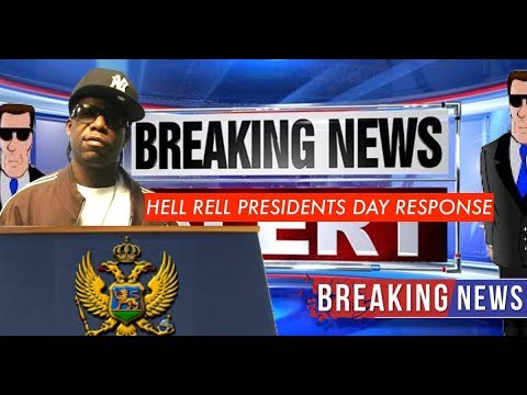 BREAKING NEWS ALERT: Hell Rell SPECIAL PRESIDENTS DAY RESPONSE To Chinese Buffet Incident