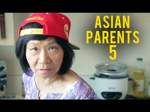 THINGS ASIAN PARENTS DO #5