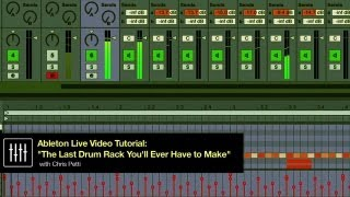 Download The Last Drum Rack You'll Ever Have to Make - Ableton Live Tutorial MP3 song and Music Video