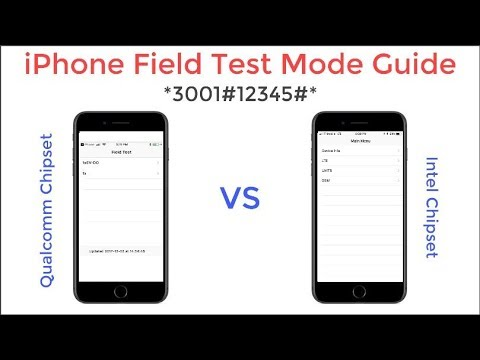 iPhone Field Test Mode Guide