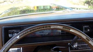 Walkaround BUICK Electra Limited ParkAvenue 1976
