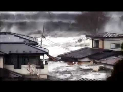 Tsunami In Japan -  Lost Video