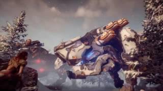 Союзники и опасности в новом кинематографическом трейлере Horizon Zero Dawn!