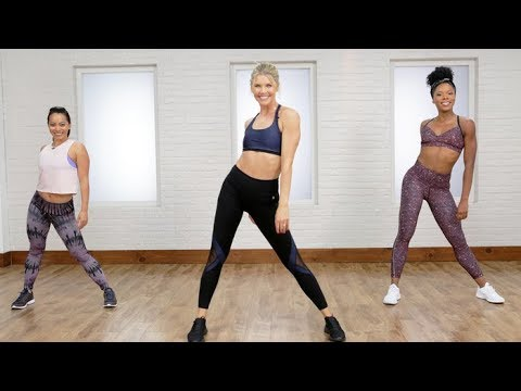 Minute Feel Good Dance Cardio Workout To Burn Calories Popsugar Fitness