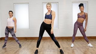 30-Minute Feel Good Dance Cardio Workout To Burn Calories