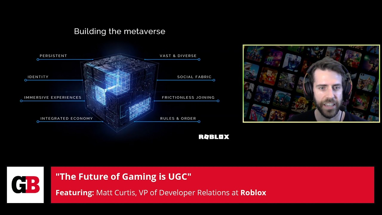Roblox Believes User Generated Content Will Bring Us The Metaverse Venturebeat