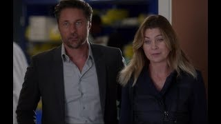 Greys Anatomy 14x04 - Nathan brings Megan´s son back, Meredith helps