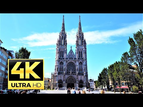 Walk in OSTEND, Belgium 🇧🇪- 4K 60FPS