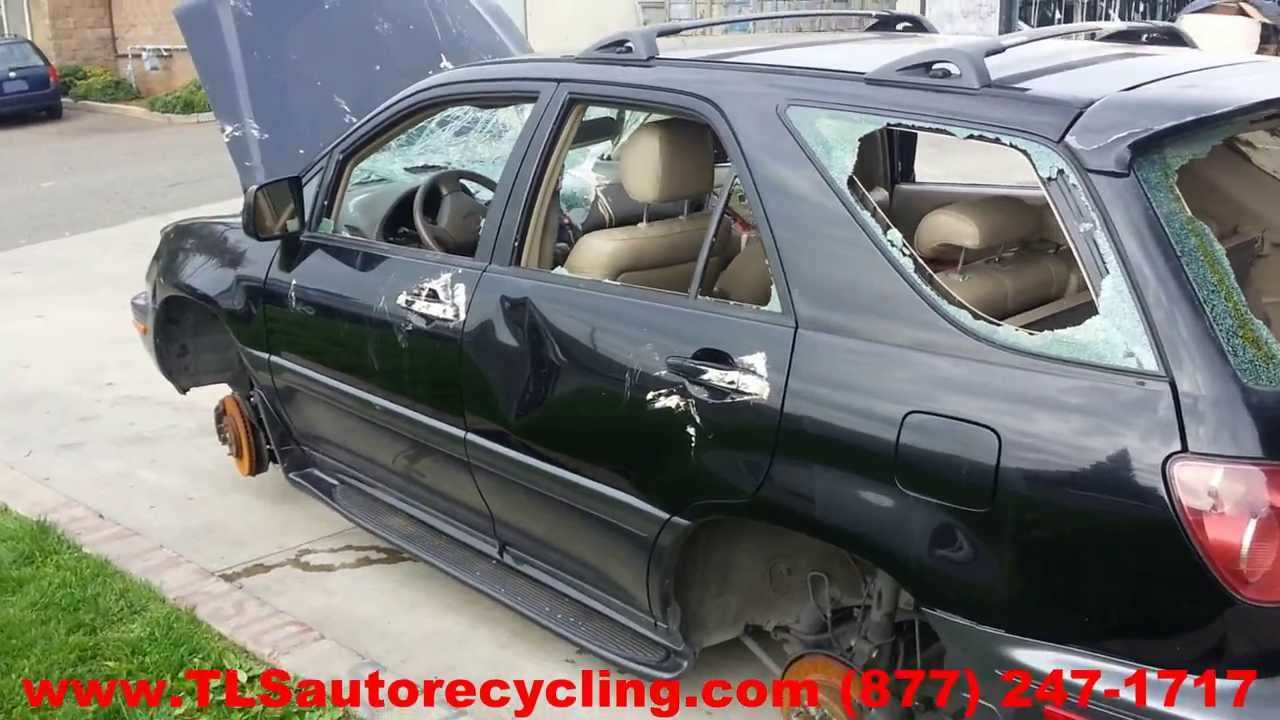 2000 lexus rx300 parts for sale save upto 60 youtube. Black Bedroom Furniture Sets. Home Design Ideas