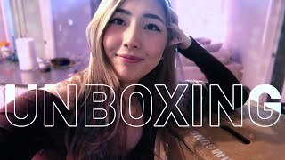 UNBOXING MY SAMSUNG PACKAGE!! | xChocoBars