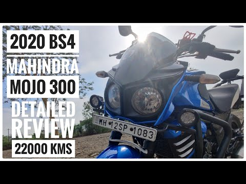 2020 Mahindra Mojo 300 ABS BS4 | Part 1 | Detailed Review | 22000 Kms Feedback | DNA VLOGS