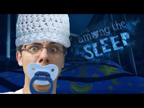 KORKUSUZ BEBEK ENES! - Among The Sleep(Korku Oyunu)