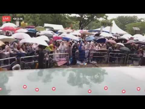 [CUT] 130517 เป๊ก ผลิตโชค + รวมศิลปิน : Thai Fest 2017 @Yoyogi Park, Tokyo