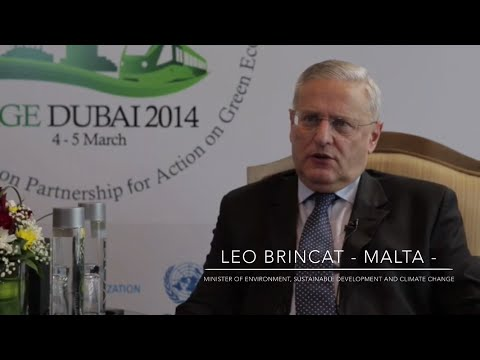 Mr. Leo Brincat - Malta -
