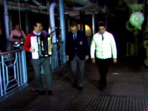 "Bing Crosby, Milo O'Shea, & Dermot O'Brien - ""MacNamara's Band"""