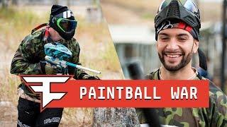FaZe House: Backyard Paintball War 2