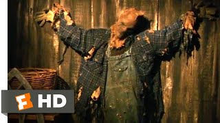 Annabelle: Creation (2017) - Scarecrow Terror Scene (9/10) | Movieclips