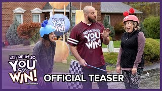 Official Teaser: 'Let Me In So You Can Win!' with Jon Dorenbos