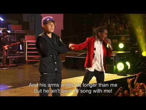 Hdvd9 com Justin Bieber   Never Say Never Live at Madison Square Garden ft Jaden Smith