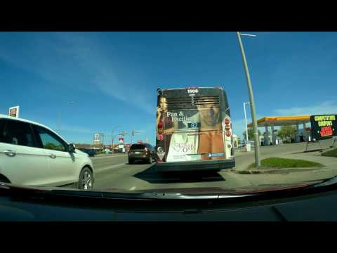 Road test - SGI East - Saskatoon - Canada
