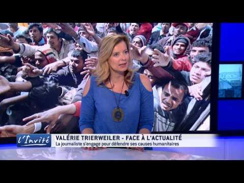 """Valérie TRIERWEILER : """"Arrêtons de stigmatiser les pauvres en France"""""""
