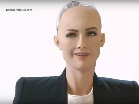 All About Sophia - Artificial Intelligence Robot || One Of The Best  Humanoid Robots