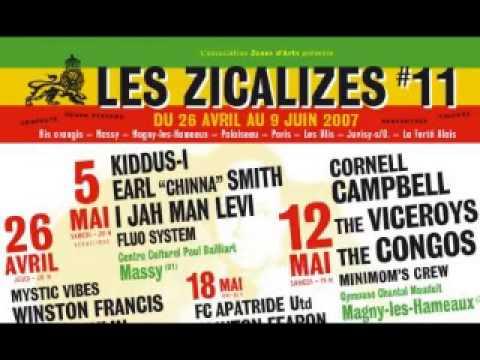 THE VICEROYS - 2007 05 12  MAGNY LES HAMEAUX Zicalizes festival