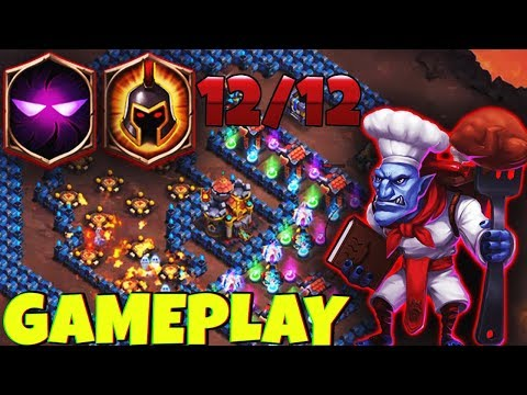 12/12 WallaWalla | 7 Unholy Pact | 8 WG | GAMEPLAY | CASTLE CLASH