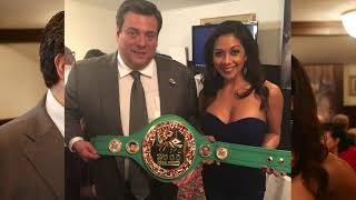 WBC Pres. Mauricio Sulaiman: I want to honor my dad, Jose Sulaiman, make him proud