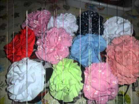 Flores em sacolas youtube - Flores de plastico ...