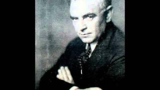 Ignaz Friedman plays Paganini-Liszt La Campanella (piano roll)