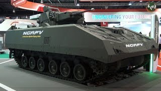 Singapore Airshow Day 3: Introducing ST Engineering new land systems