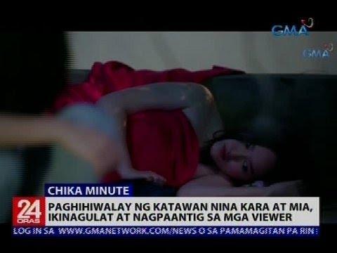 24 Oras: Paghihiwalay ng katawan nina Kara at Mia, ikinagulat at nagpaantig sa mga viewer