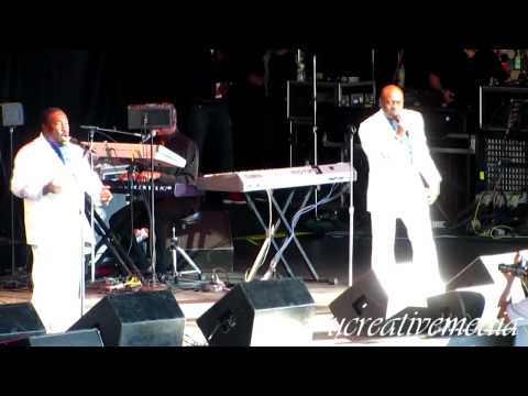 """O'jays """"I want you here with me"""" LIVE @ KBLX Stone Soul Concert"""