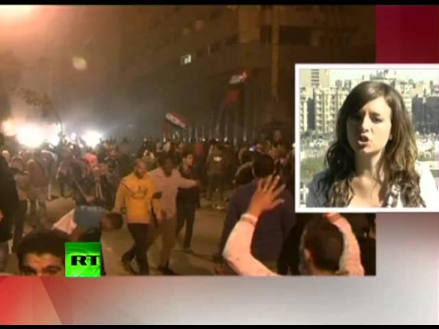 Египет восстал против действующего президента