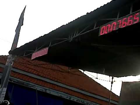 Drag Bike Tegal hendra kecil